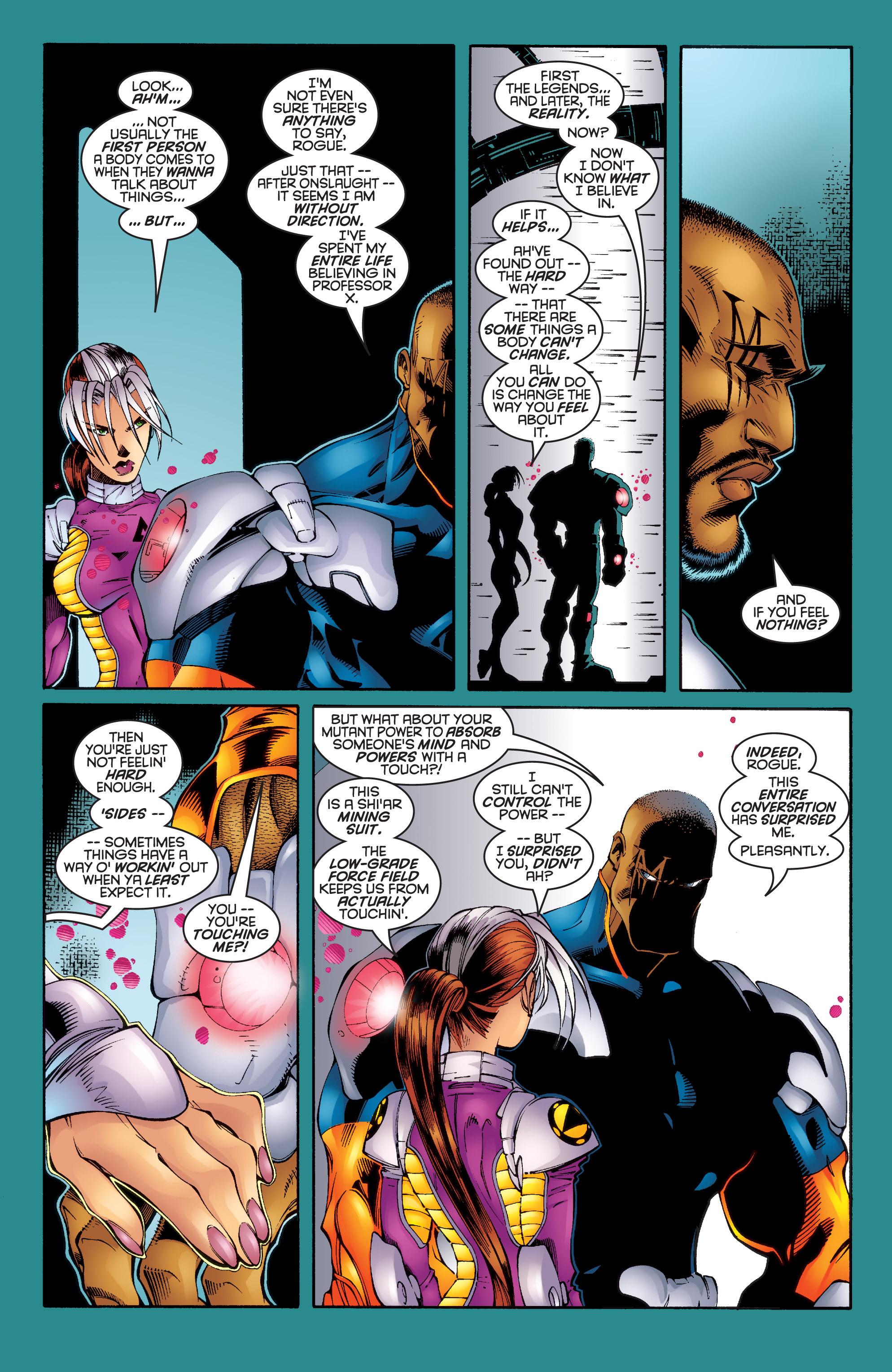 Read online Uncanny X-Men (1963) comic -  Issue #342 - 16
