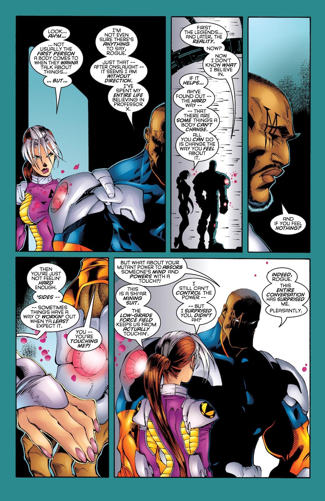 Uncanny X-Men (1963) issue 342 - Page 16