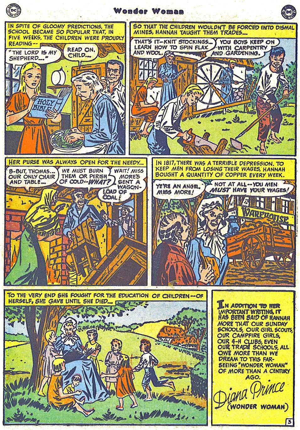 Read online Wonder Woman (1942) comic -  Issue #38 - 32