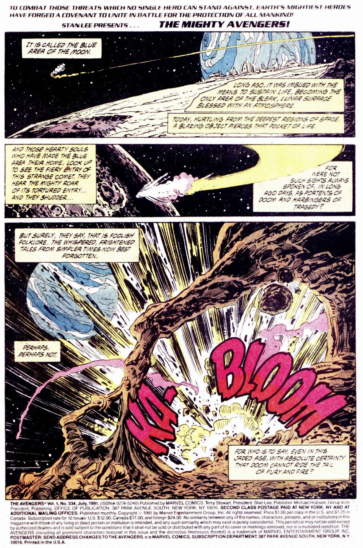 The Avengers (1963) 334 Page 1