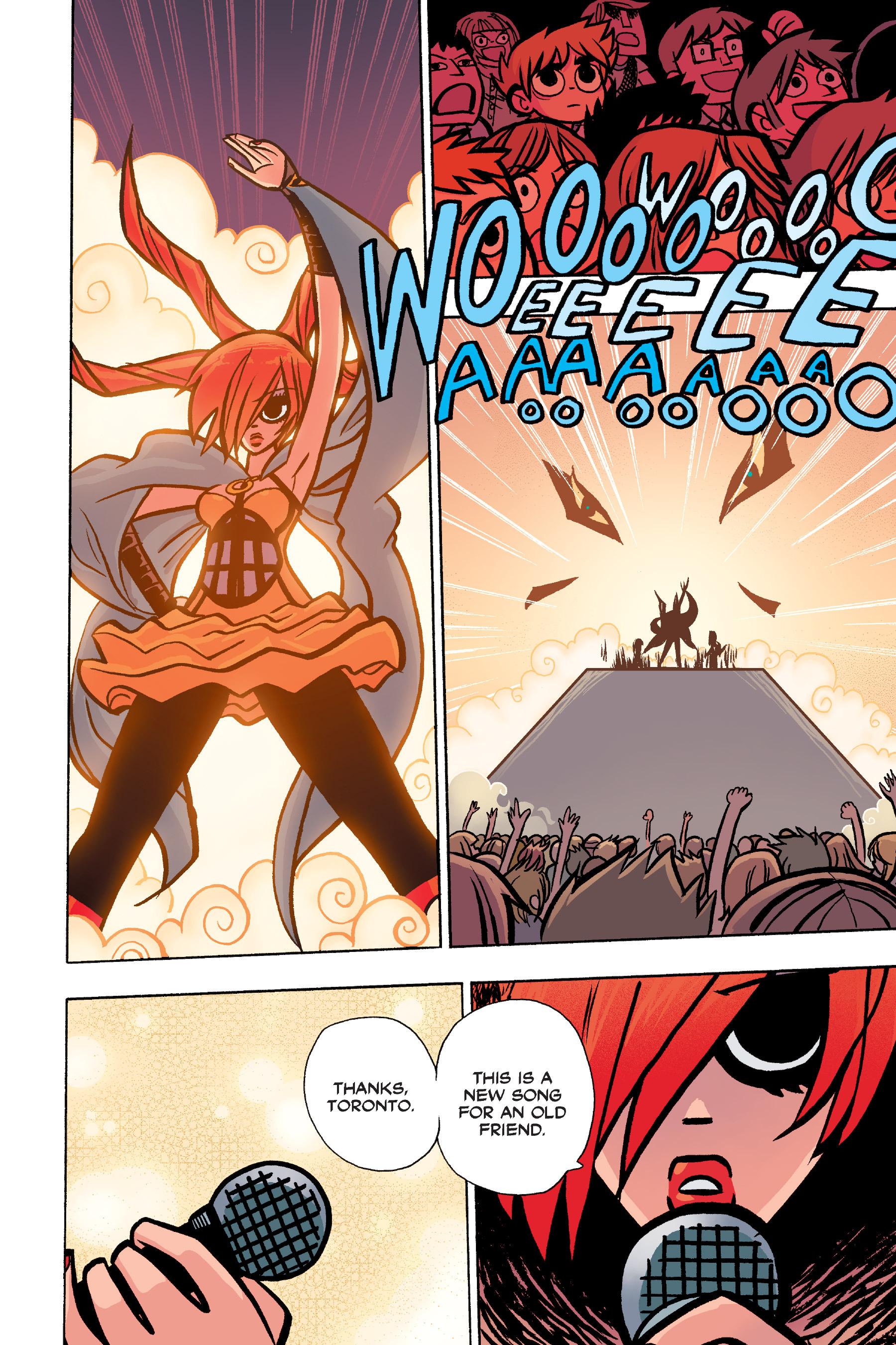 Read online Scott Pilgrim comic -  Issue #6 - 113