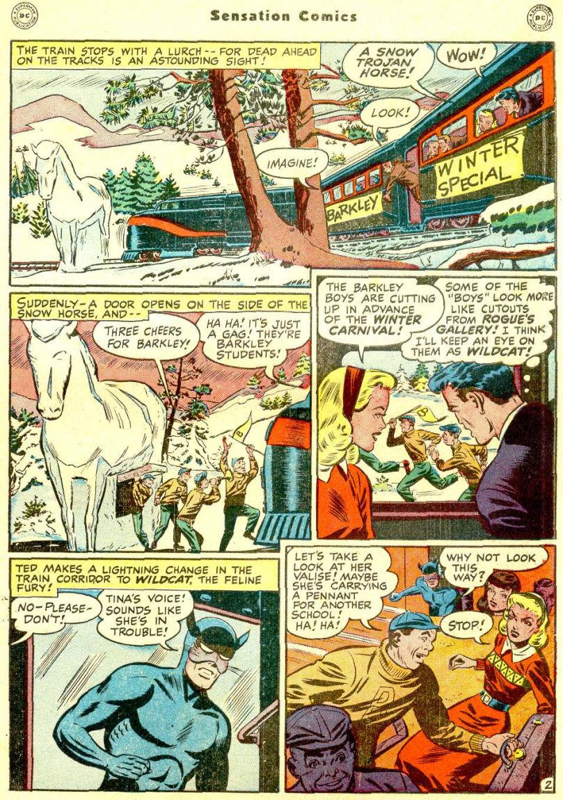 Read online Sensation (Mystery) Comics comic -  Issue #77 - 45