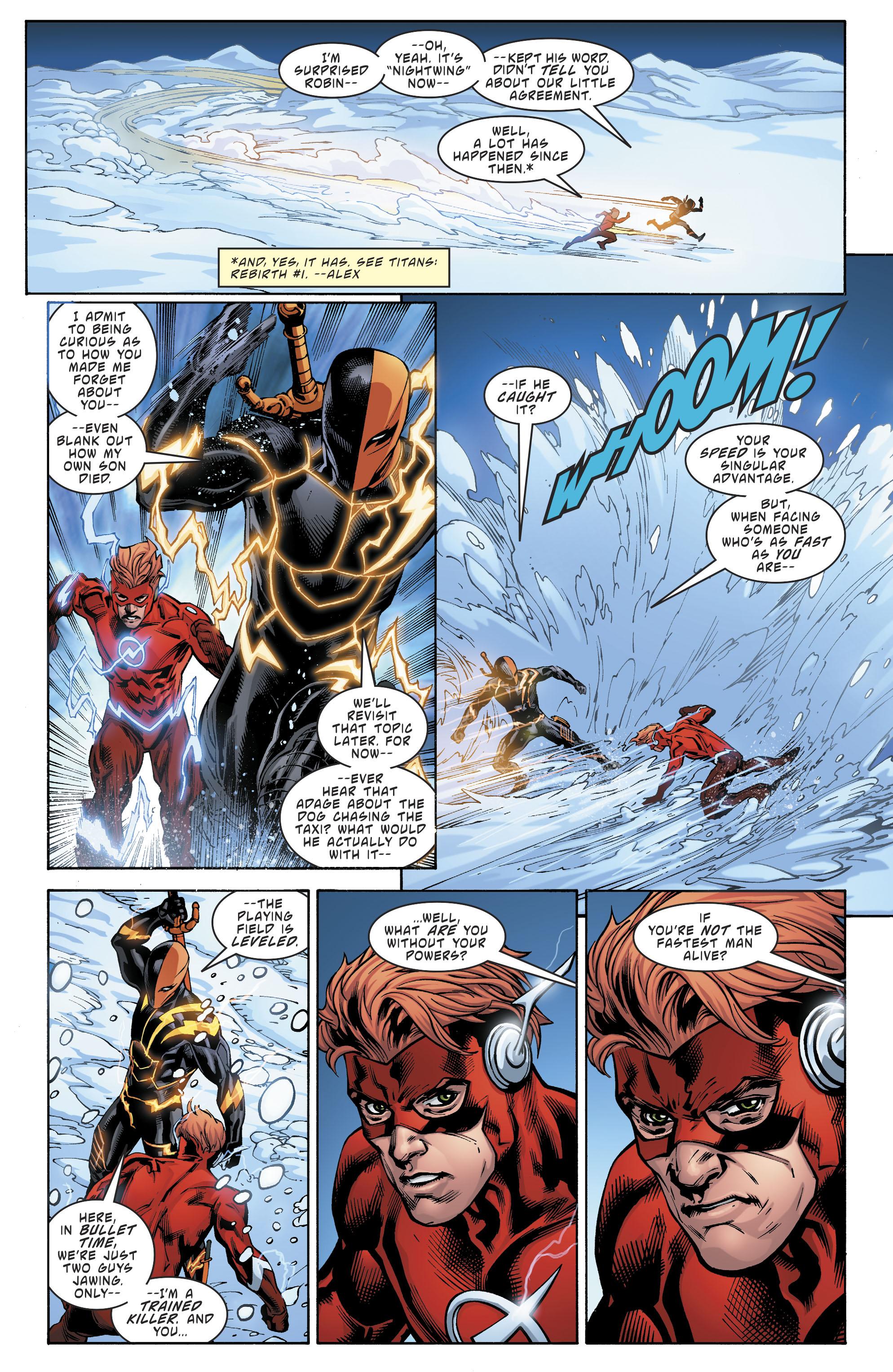Read online Deathstroke (2016) comic -  Issue #19 - 9
