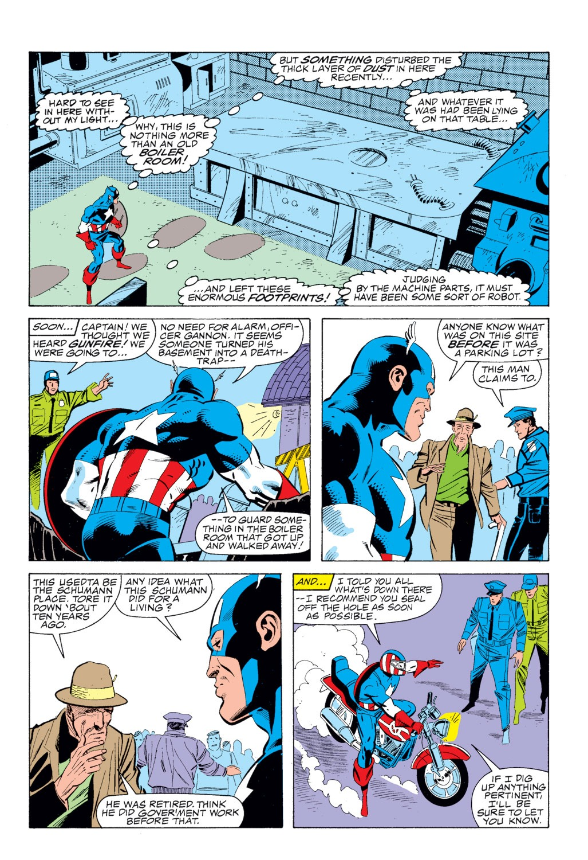 Read online Captain America (1968) comic -  Issue # _Annual 8 - 15