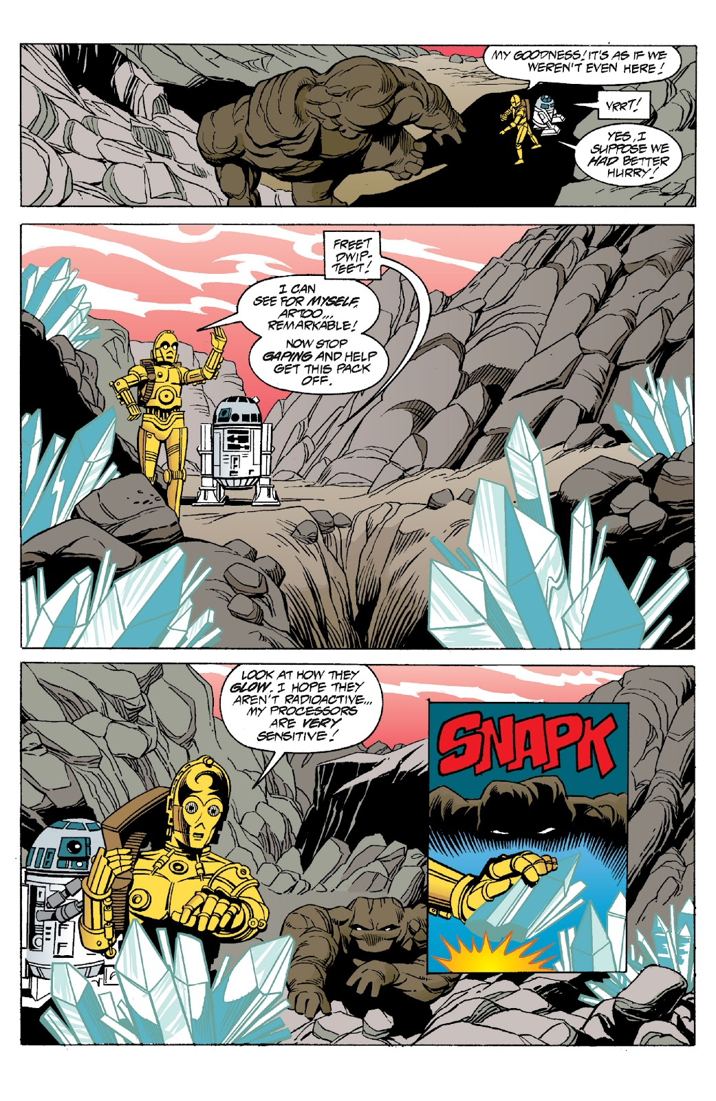 Read online Star Wars Legends Epic Collection: The Empire comic -  Issue # TPB 5 (Part 2) - 14