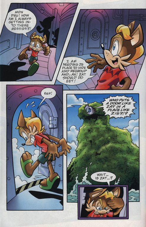 Read online Sonic Universe comic -  Issue #18 - 20