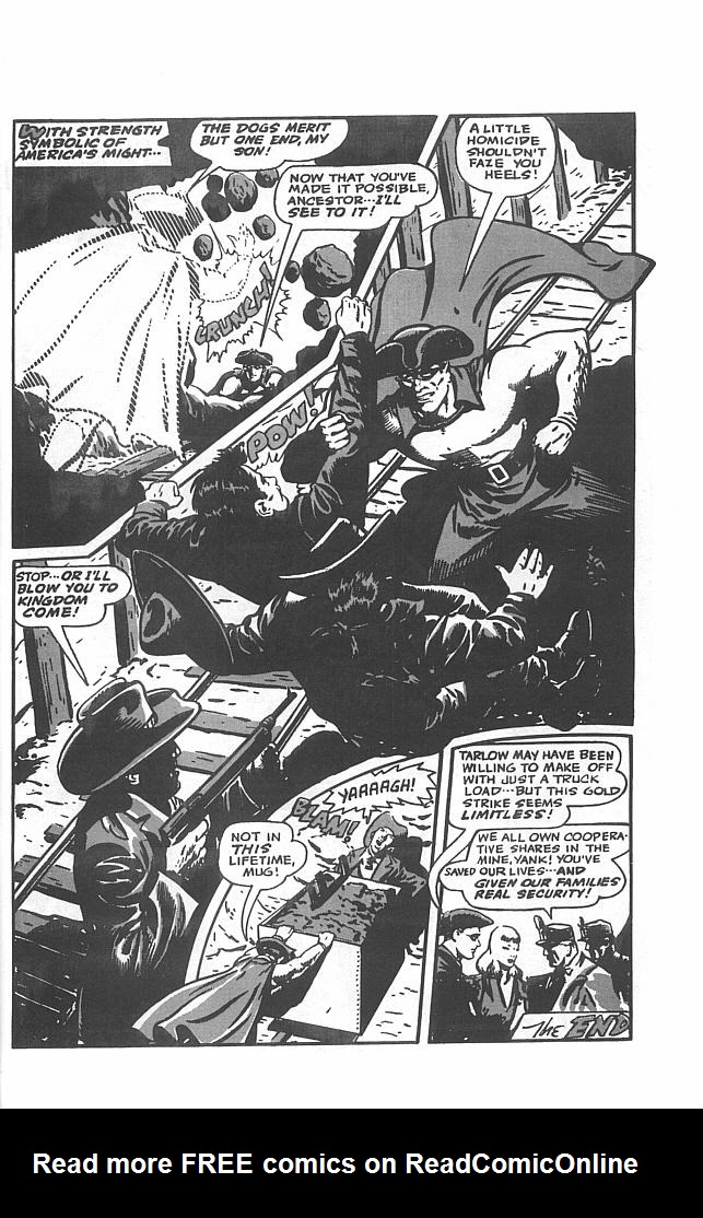 Read online Men of Mystery Comics comic -  Issue #28 - 31