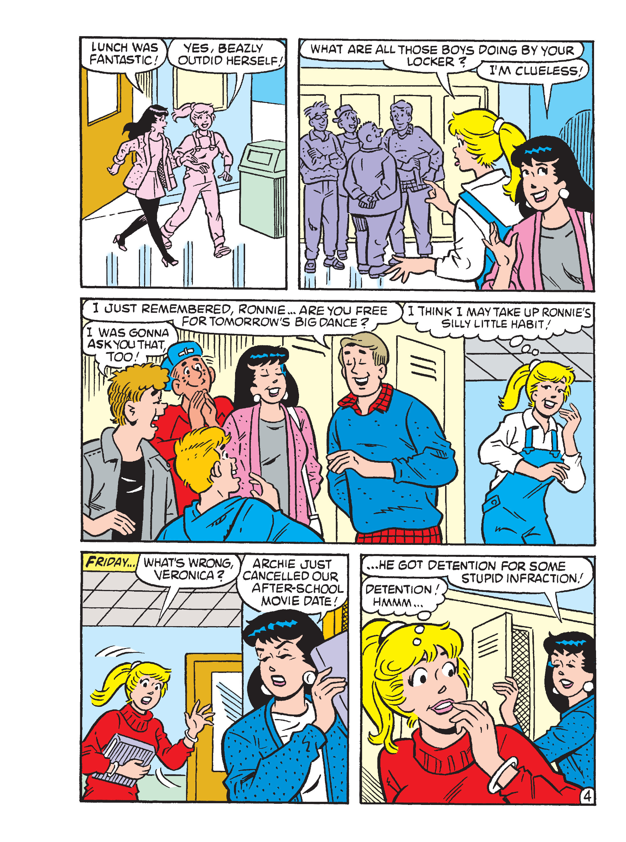Read online World of Archie Double Digest comic -  Issue #64 - 101