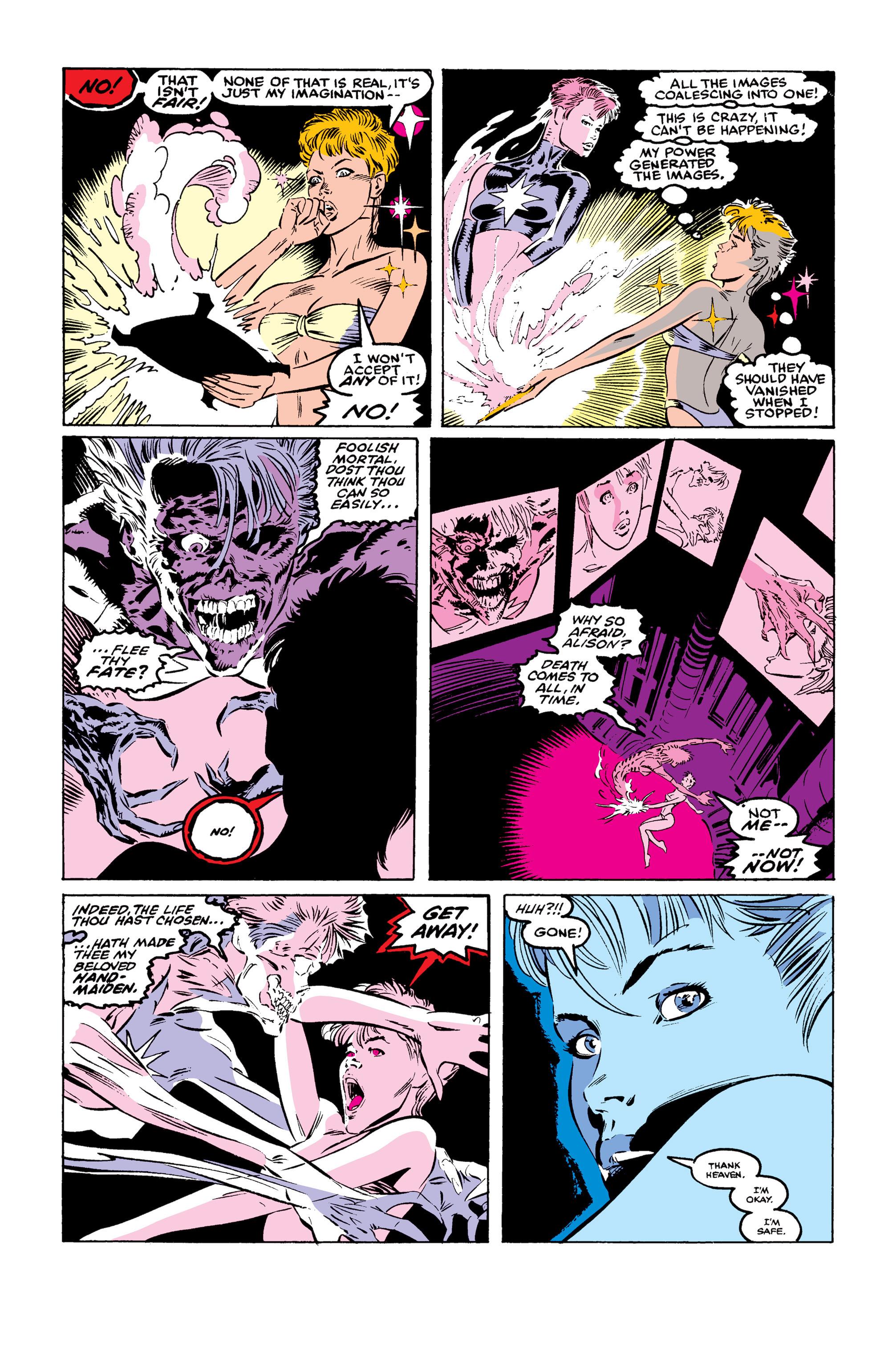Read online Uncanny X-Men (1963) comic -  Issue #246 - 4