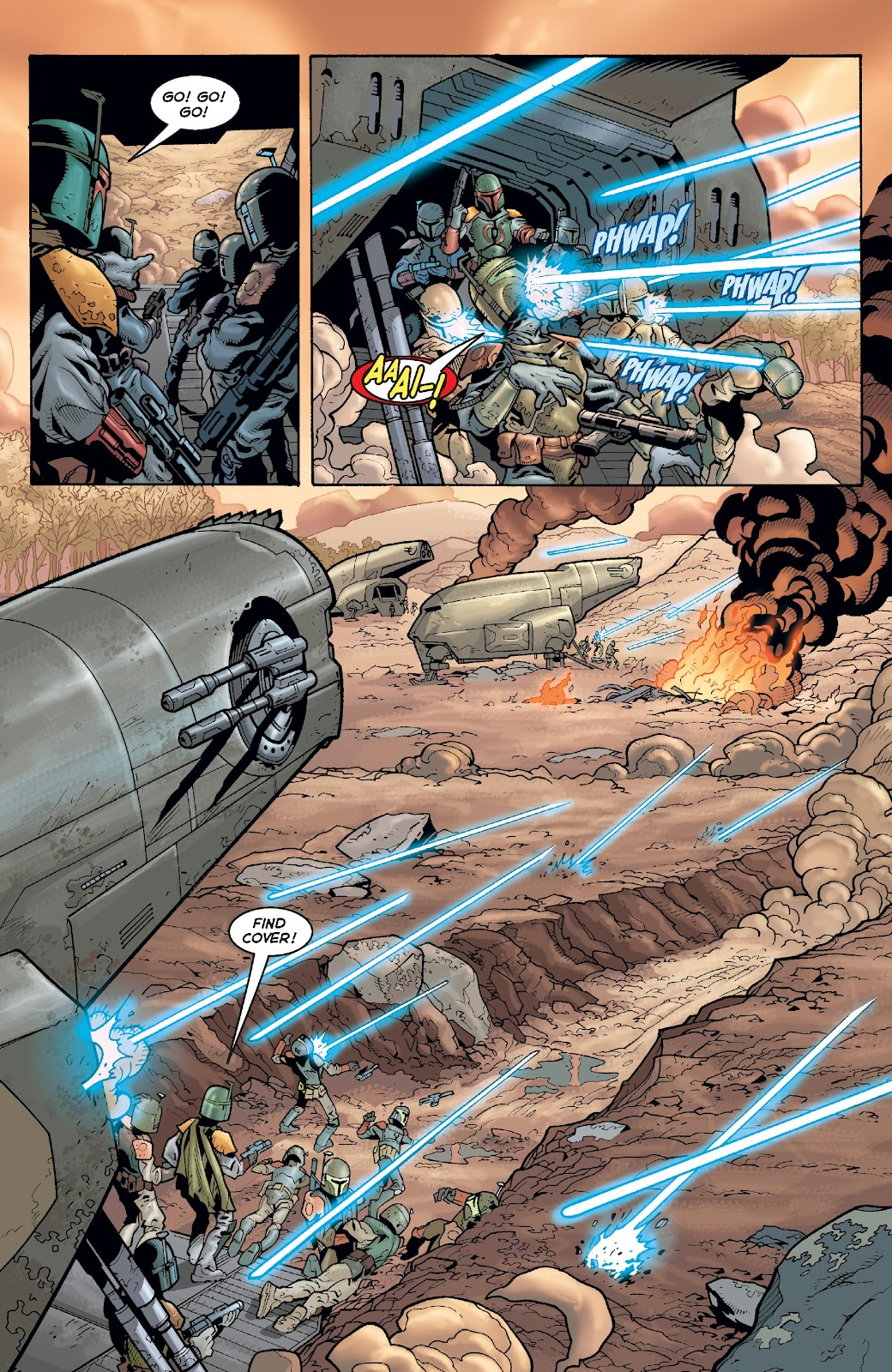 Read online Star Wars Legends Epic Collection: The Menace Revealed comic -  Issue # TPB (Part 1) - 35