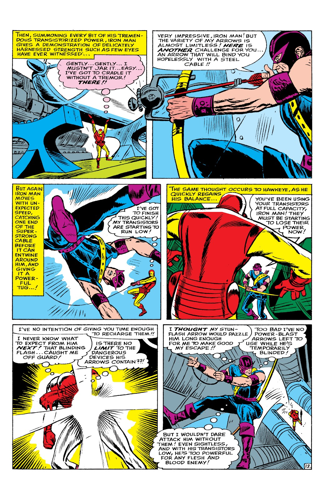 Read online Marvel Masterworks: The Invincible Iron Man comic -  Issue # TPB 2 (Part 2) - 68
