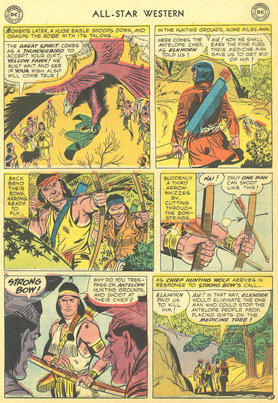 Read online All-Star Western (1951) comic -  Issue #92 - 13