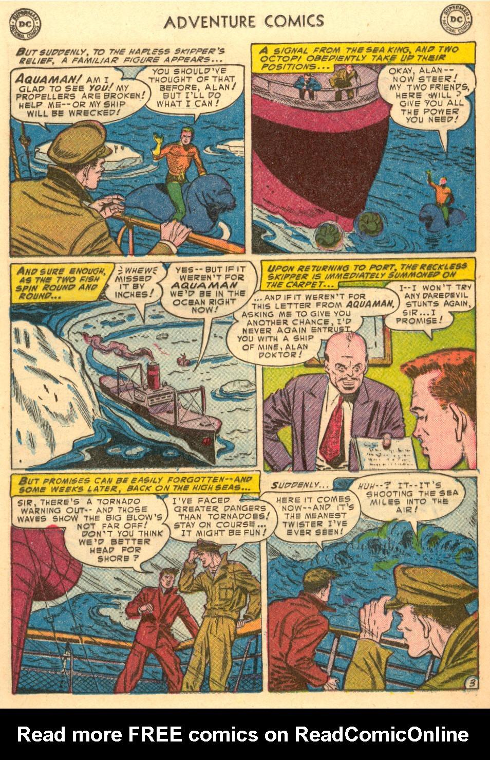 Read online Adventure Comics (1938) comic -  Issue #198 - 19