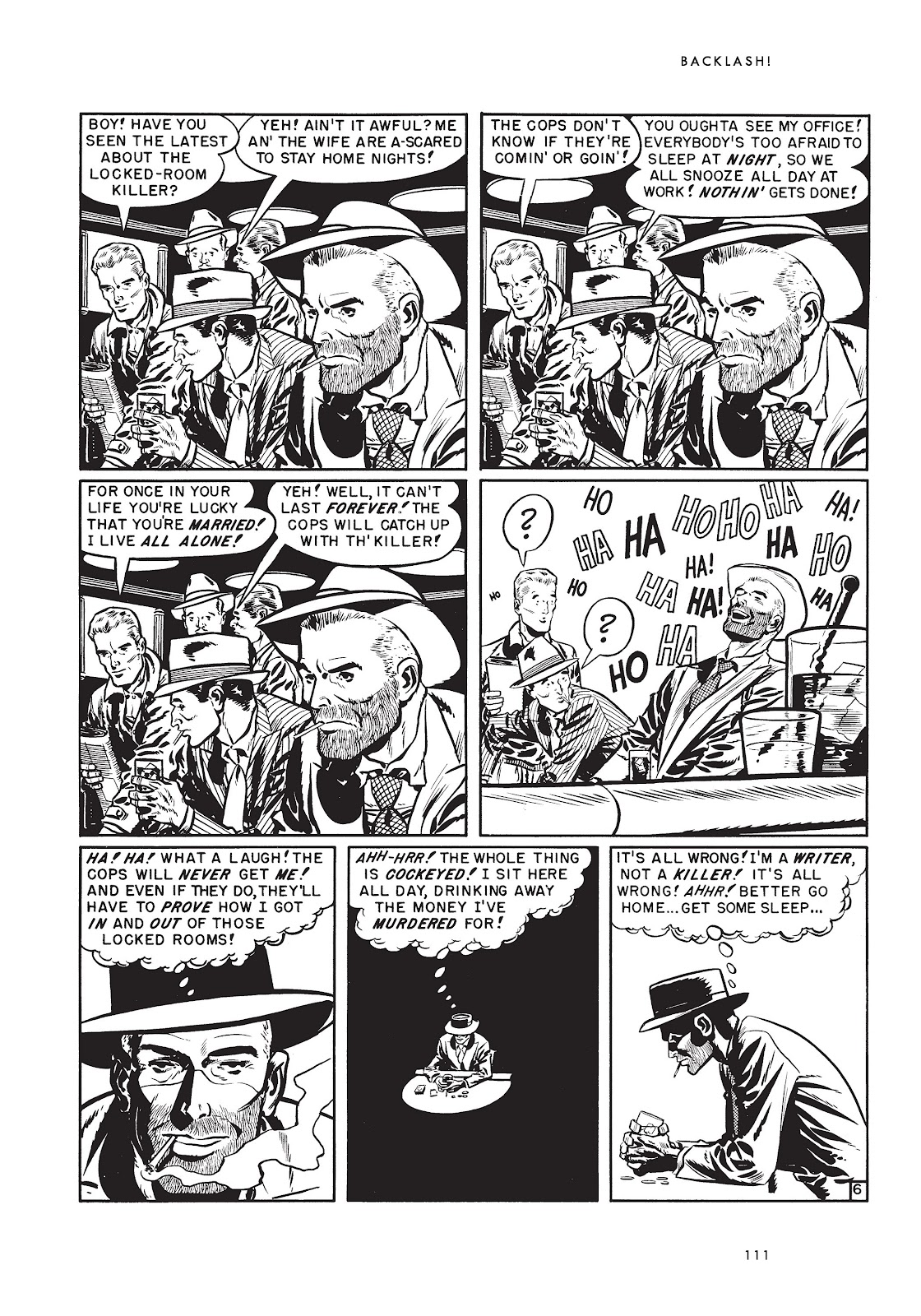 Read online Voodoo Vengeance and Other Stories comic -  Issue # TPB (Part 2) - 29