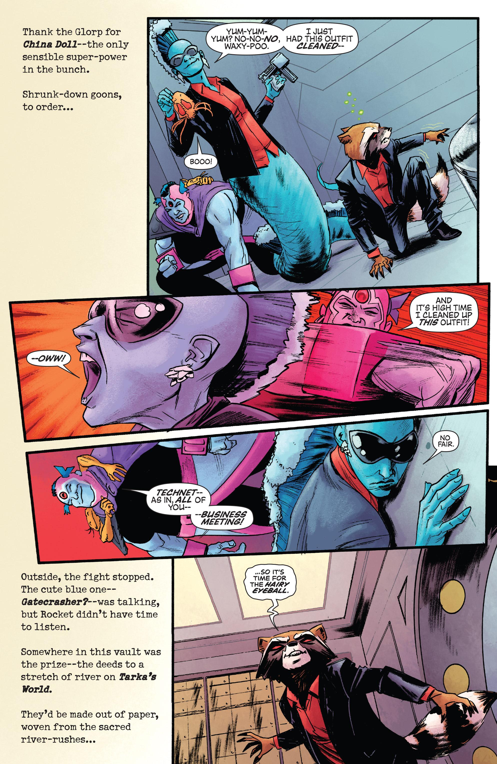 Read online Rocket comic -  Issue #2 - 9