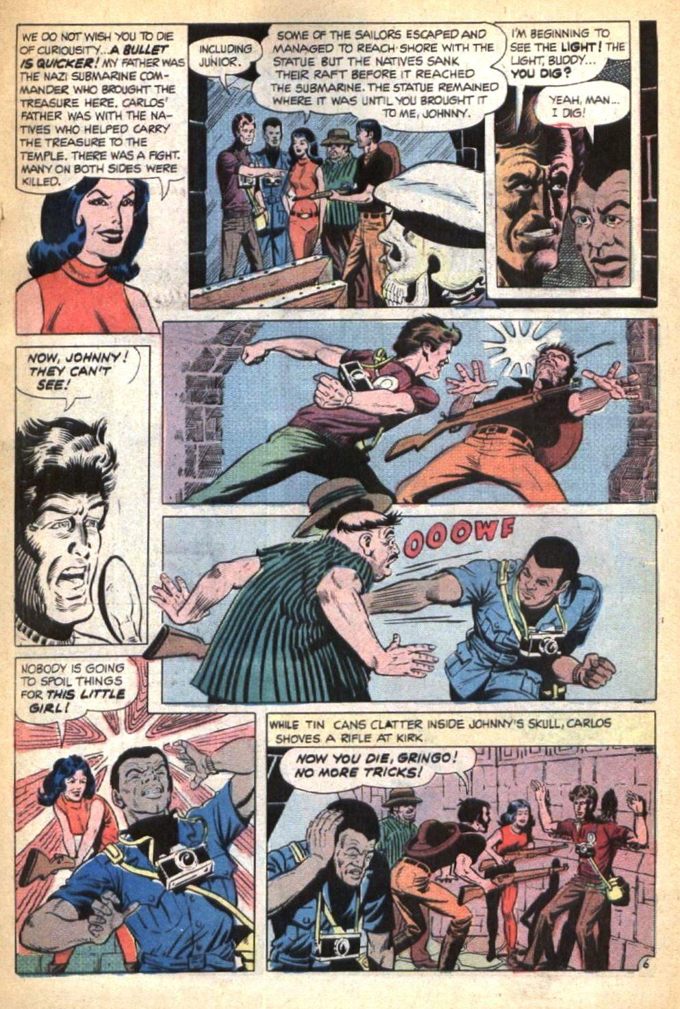 Strange Suspense Stories (1967) issue 3 - Page 19