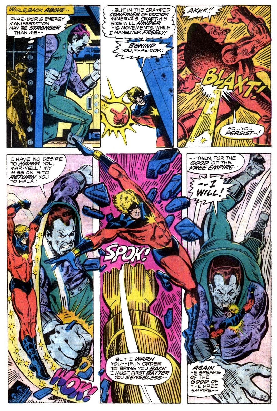 Captain Marvel (1968) issue 52 - Page 14