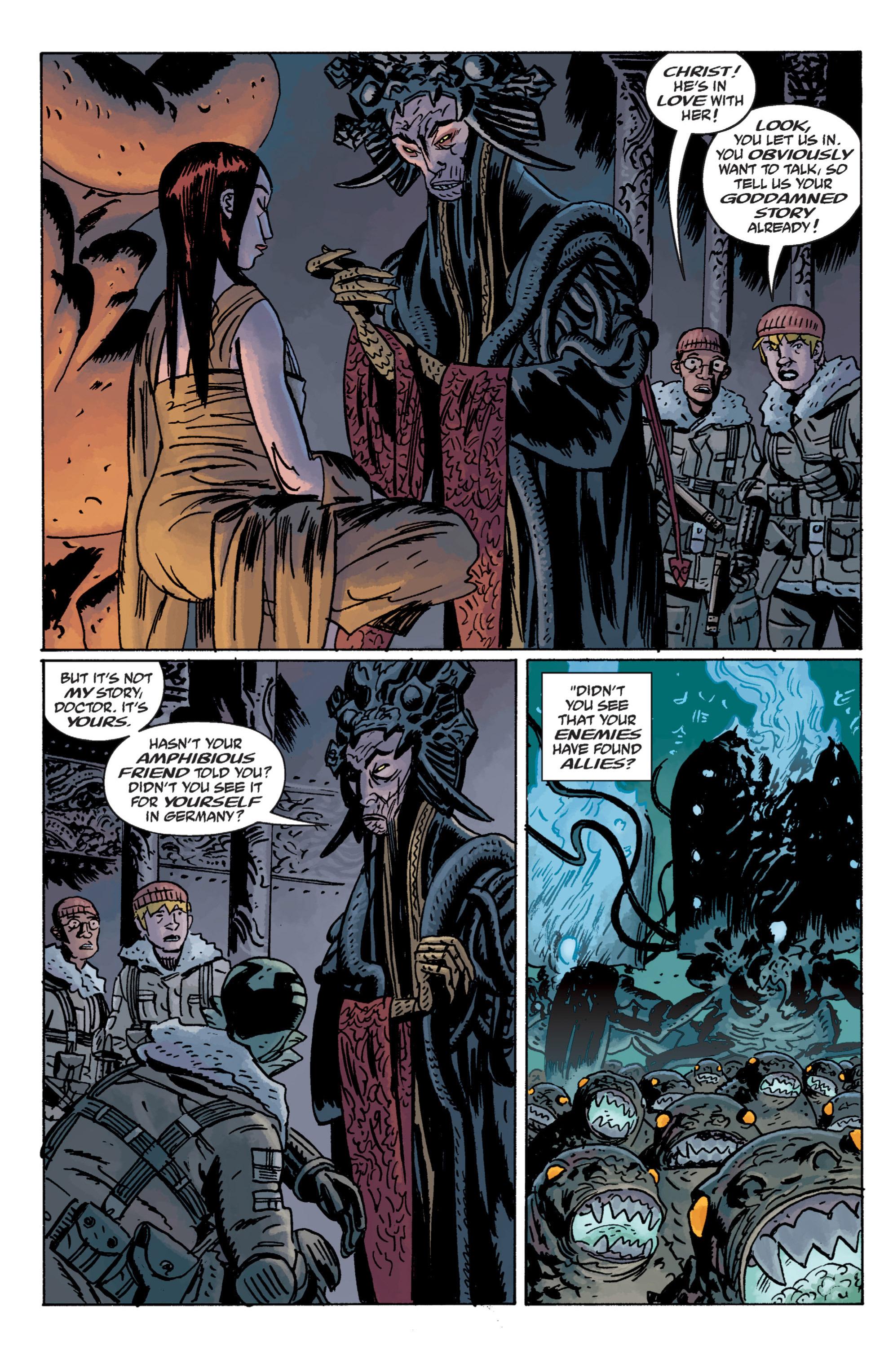 Read online B.P.R.D. (2003) comic -  Issue # TPB 11 - 50
