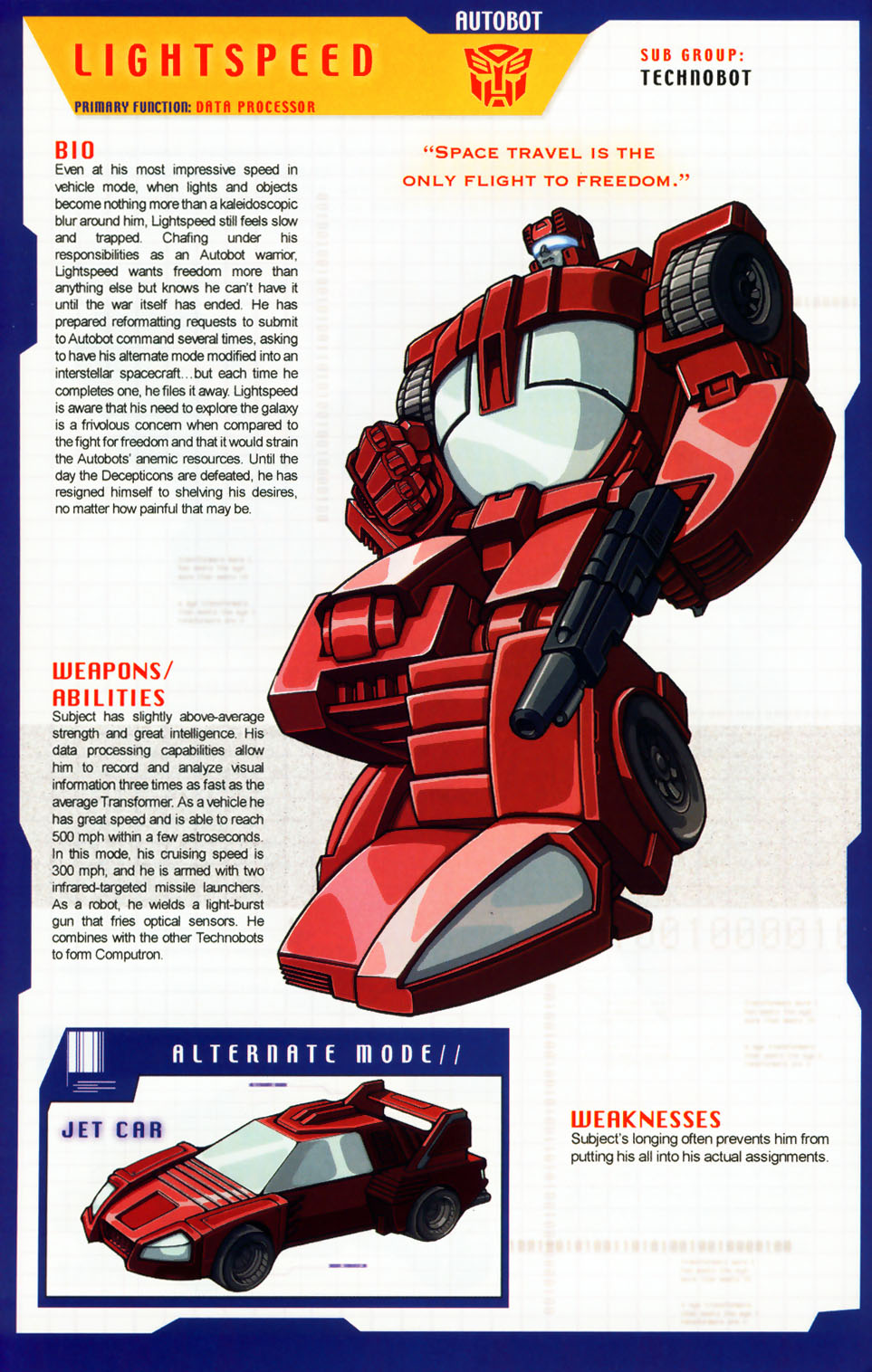 Read online Transformers: More than Meets the Eye comic -  Issue #7 - 6