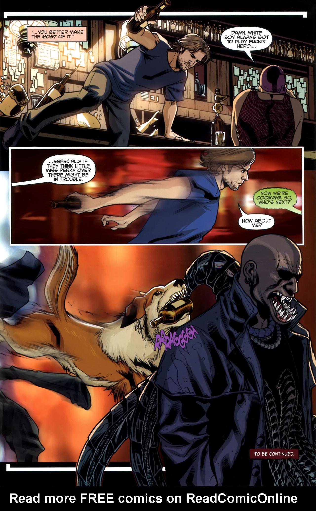 Read online True Blood (2010) comic -  Issue #3 - 24