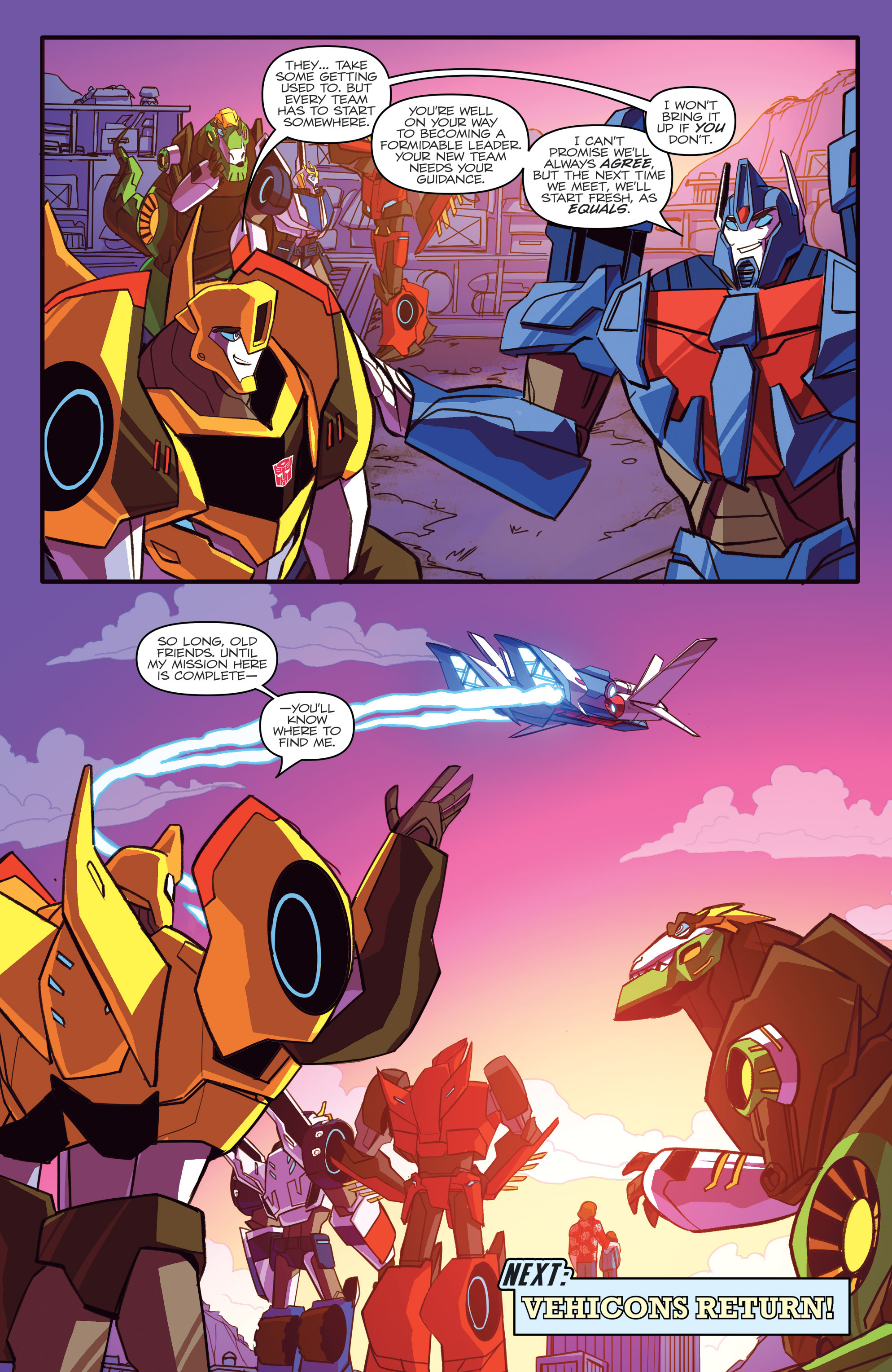 Read online Transformers: Robots In Disguise (2015) comic -  Issue #4 - 24