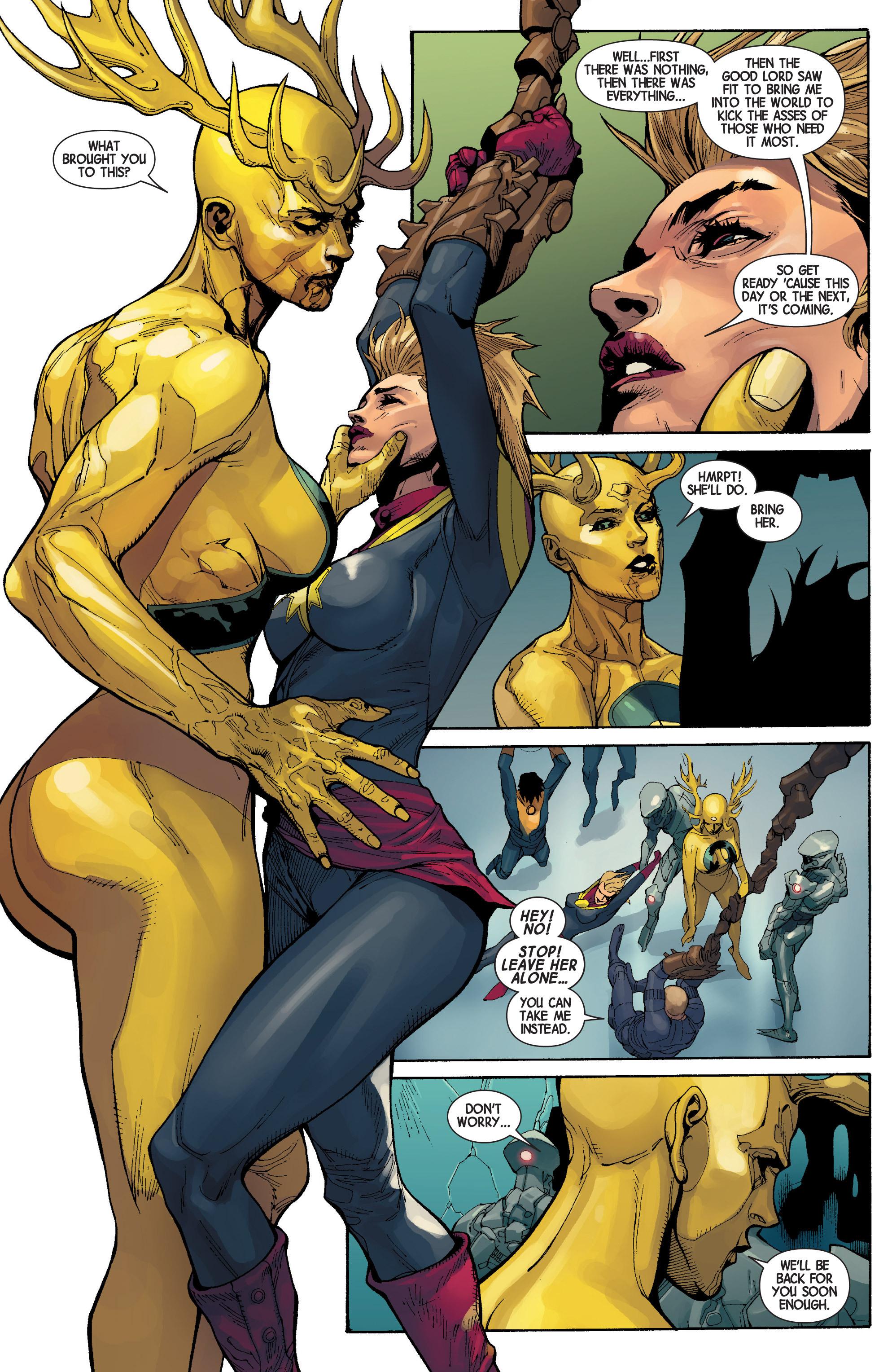 Read online Avengers (2013) comic -  Issue #Avengers (2013) _TPB 4 - 41