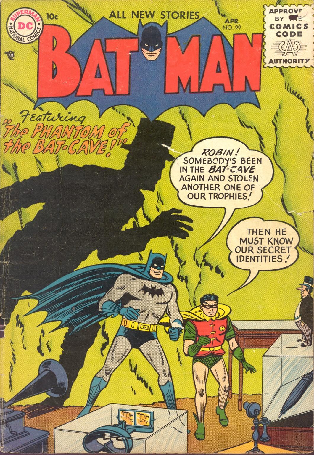 Batman (1940) 99 Page 1