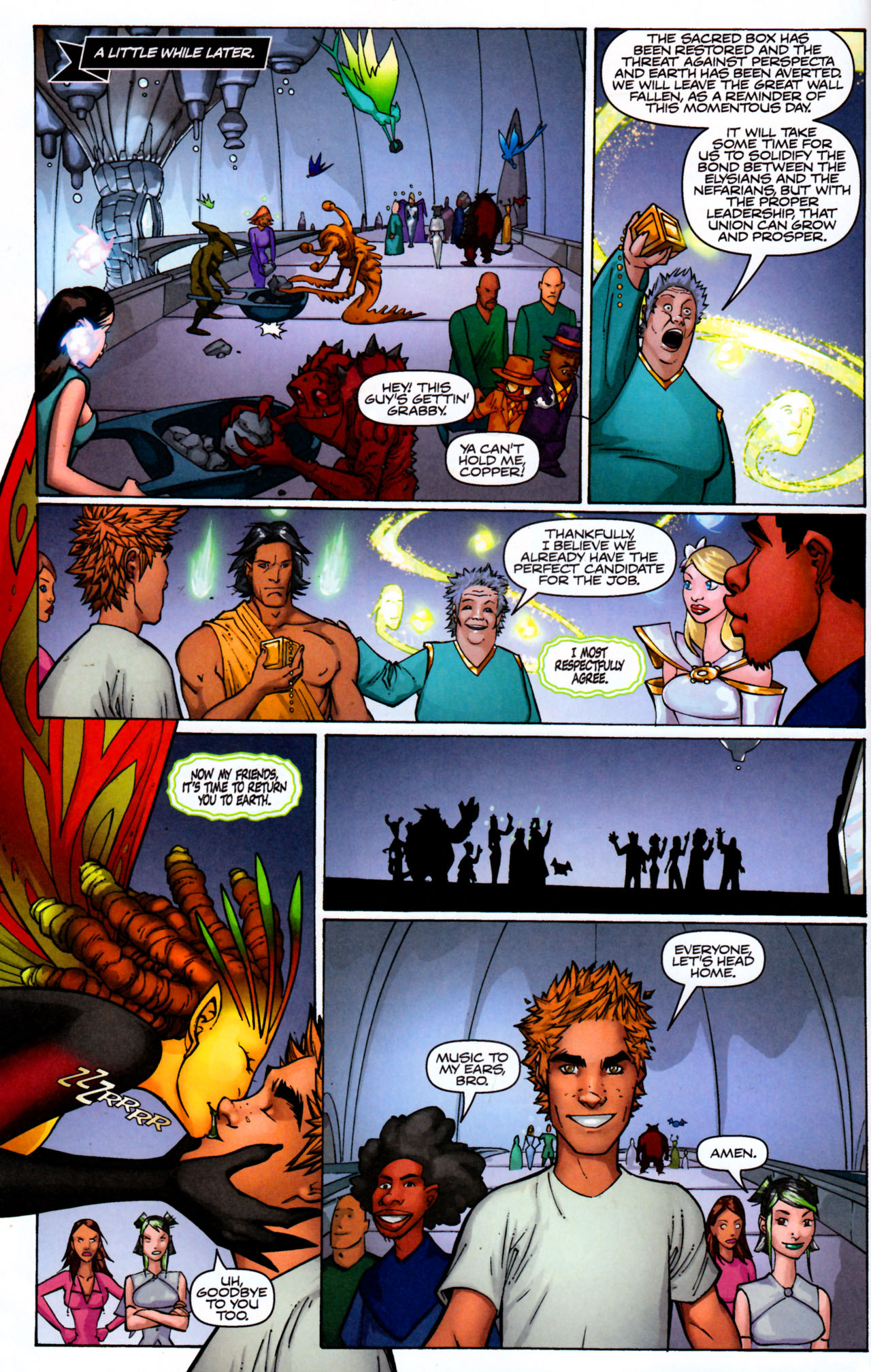 Read online Shrugged (2006) comic -  Issue #8 - 36