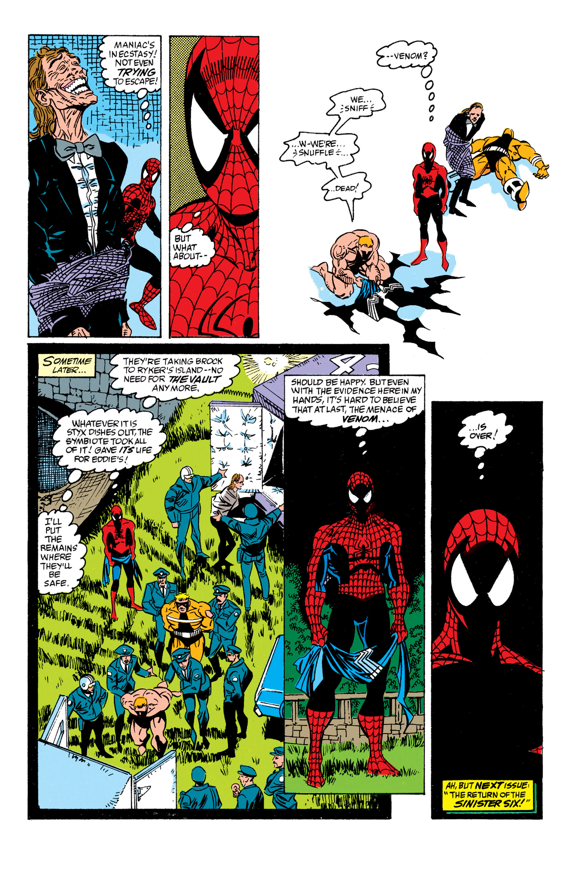 The Amazing Spider-Man (1963) 333 Page 22