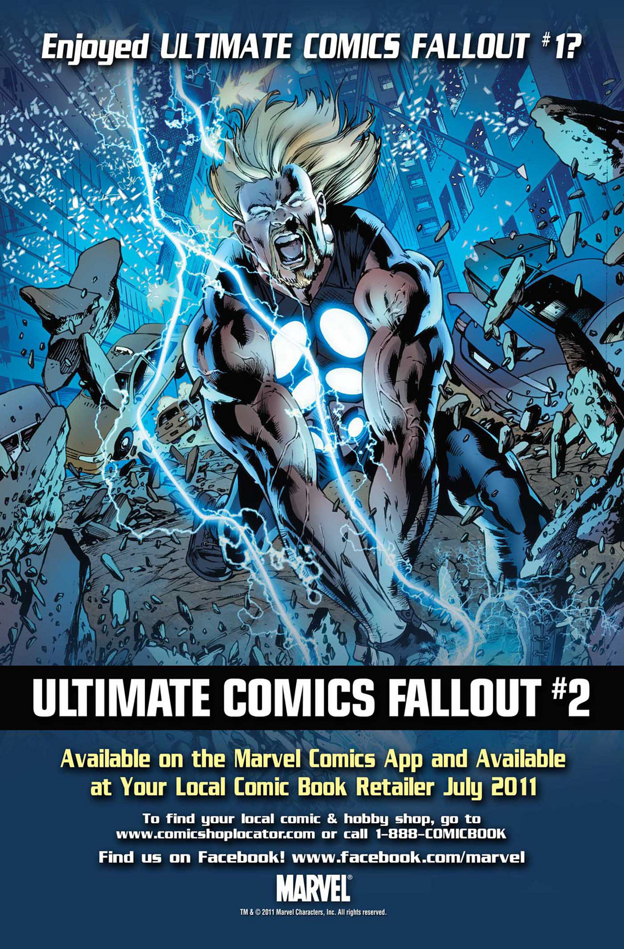 Read online Ultimate Fallout comic -  Issue #1 - 23