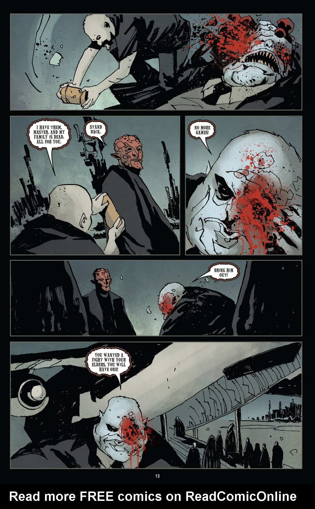 Read online 30 Days of Night (2011) comic -  Issue #11 - 20