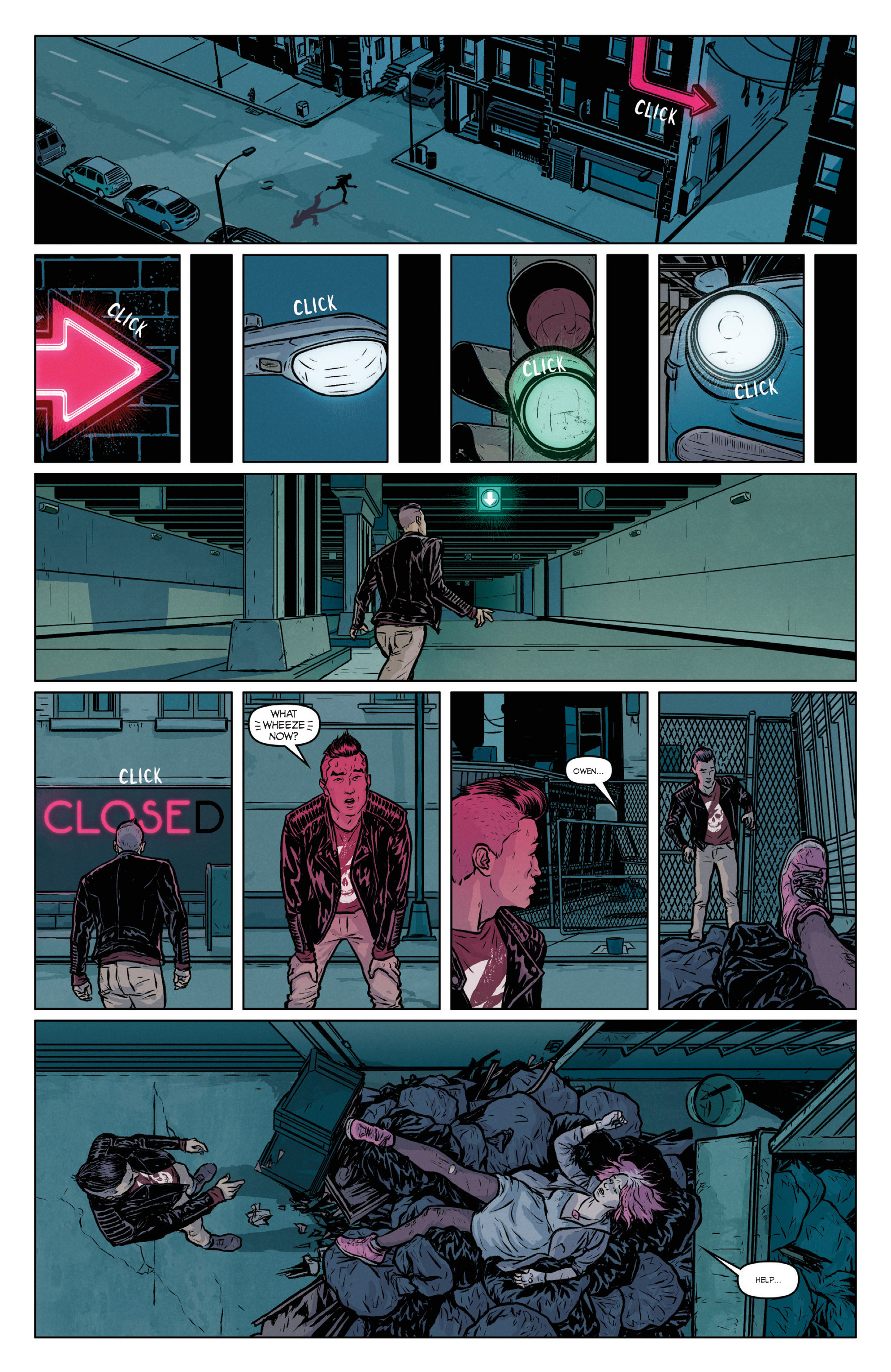 Read online Ninjak (2015) comic -  Issue #27 - 27