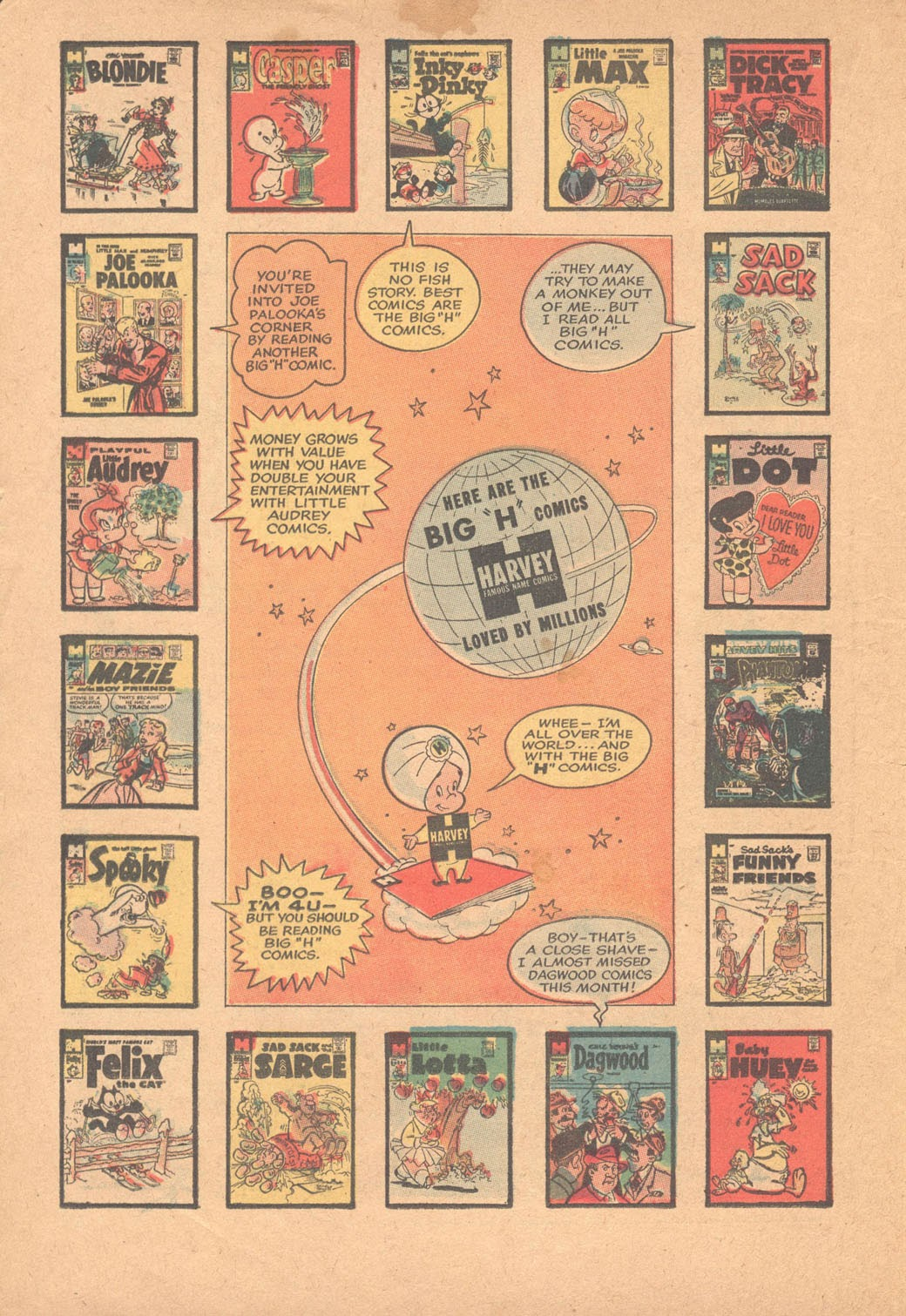 Little Dot (1953) issue 30 - Page 24