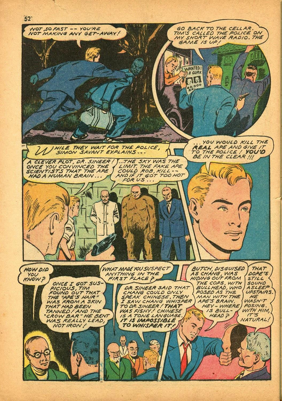 Read online Super-Magician Comics comic -  Issue #9 - 51