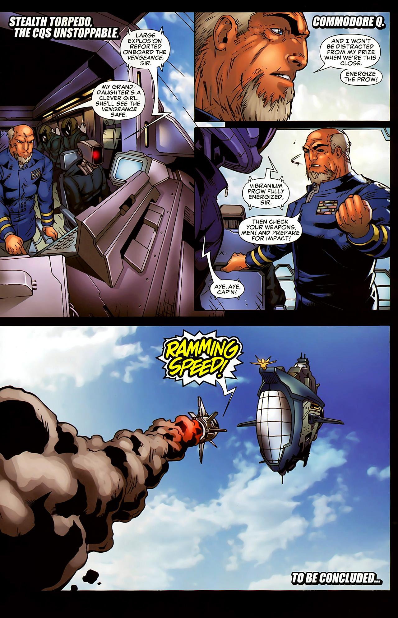 Read online Astonishing Tales (2009) comic -  Issue #5 - 18