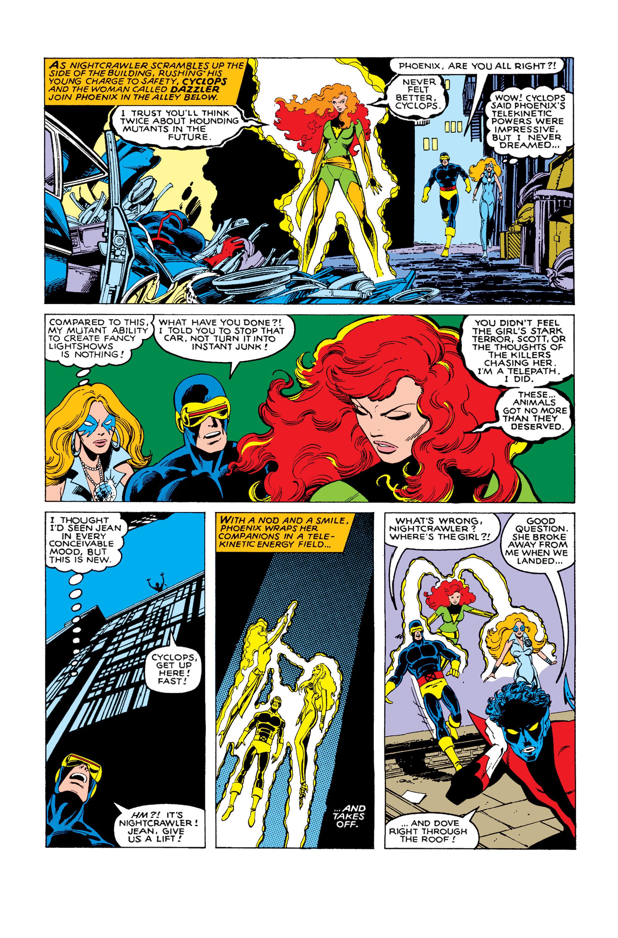 Uncanny X-Men (1963) 131 Page 3