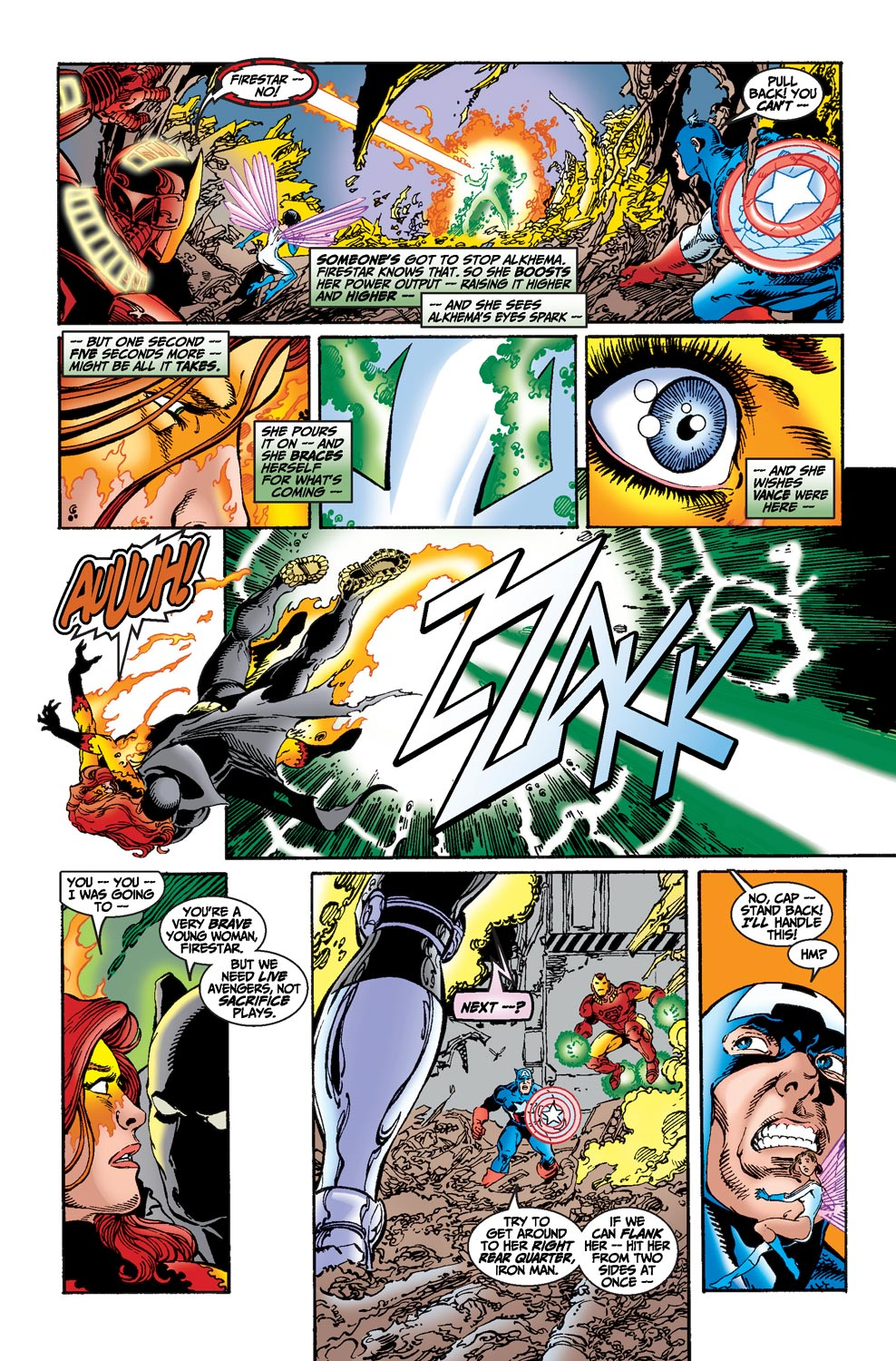 Read online Avengers (1998) comic -  Issue #19 - 19