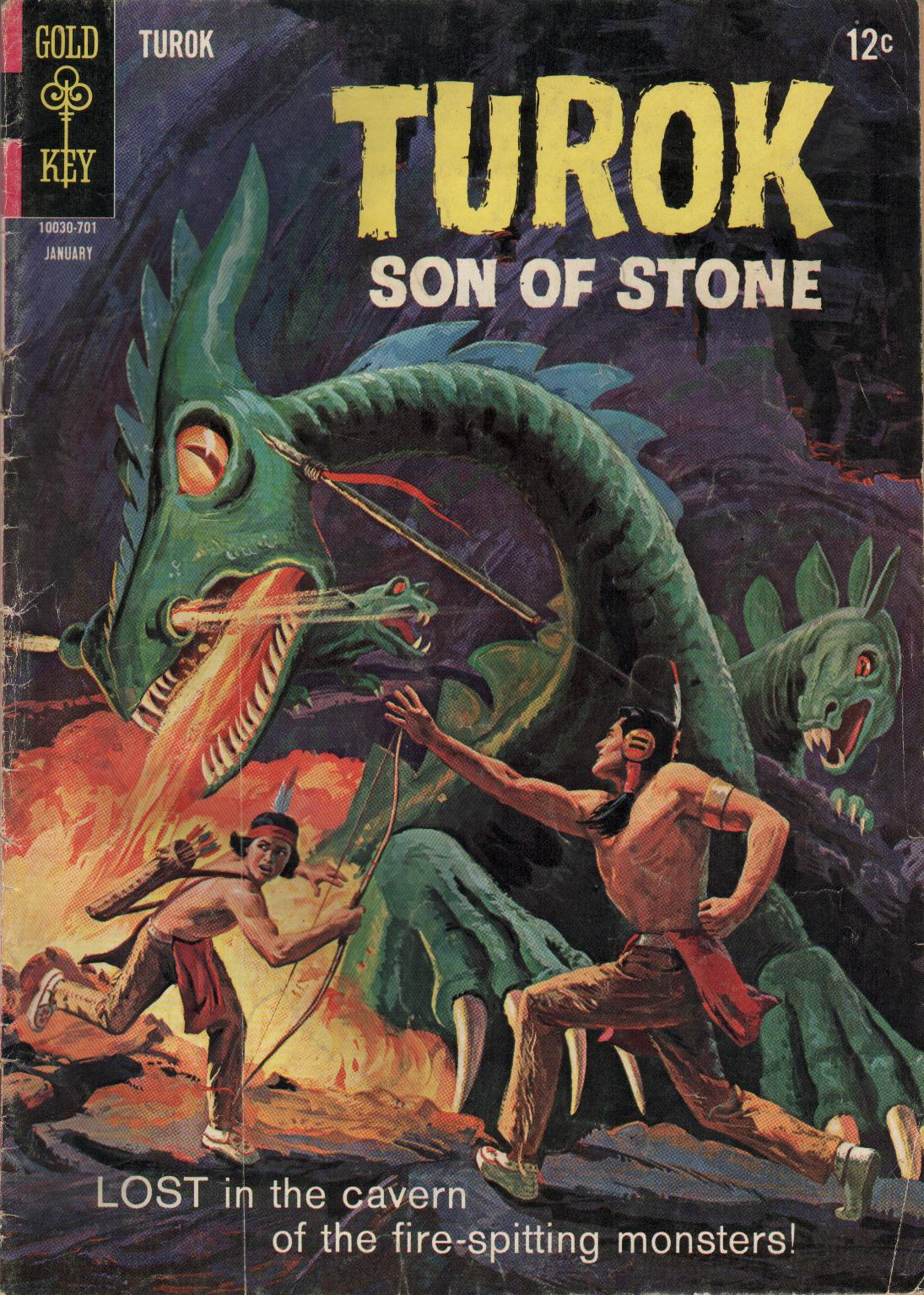 Read online Turok, Son of Stone comic -  Issue #55 - 1
