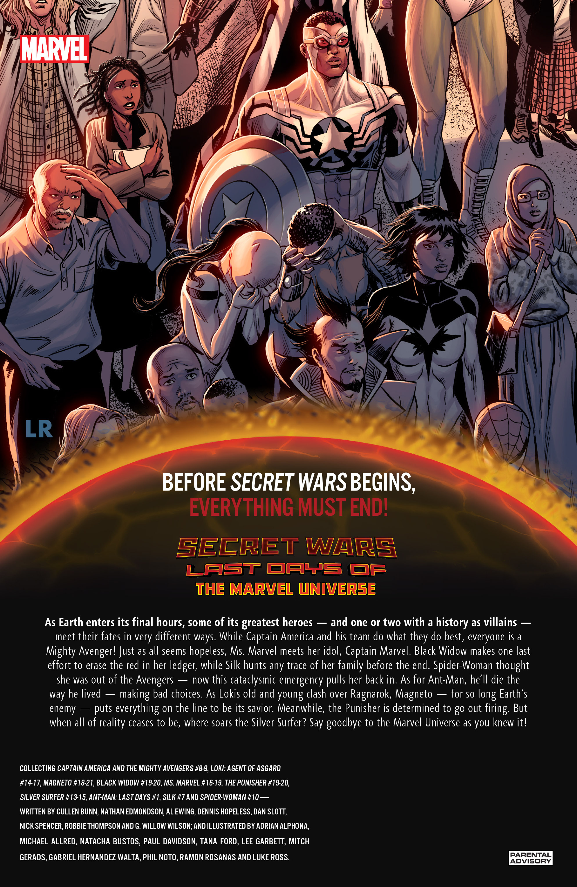 Read online Secret Wars: Last Days of the Marvel Universe comic -  Issue # TPB (Part 2) - 260