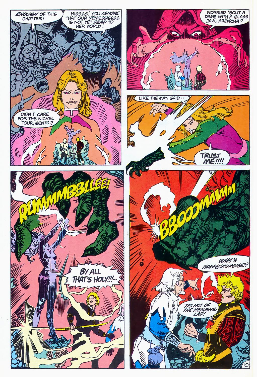 Amethyst (1987) issue 1 - Page 11