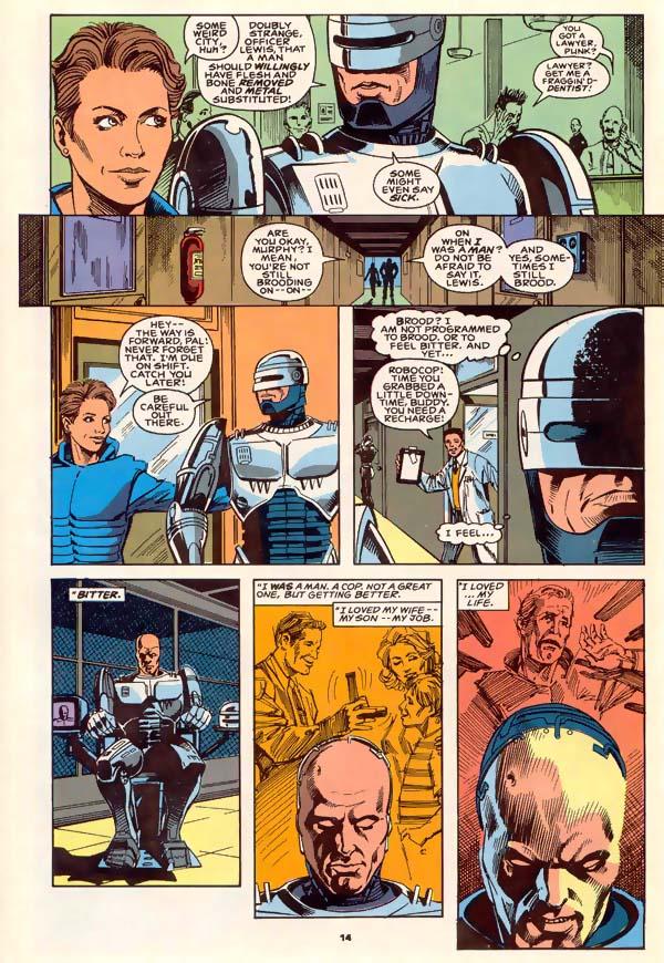 Read online Robocop (1990) comic -  Issue #1 - 12