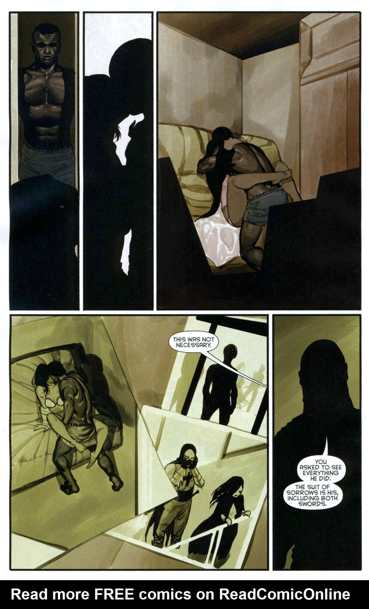 Read online Azrael: Death's Dark Knight comic -  Issue #3 - 21