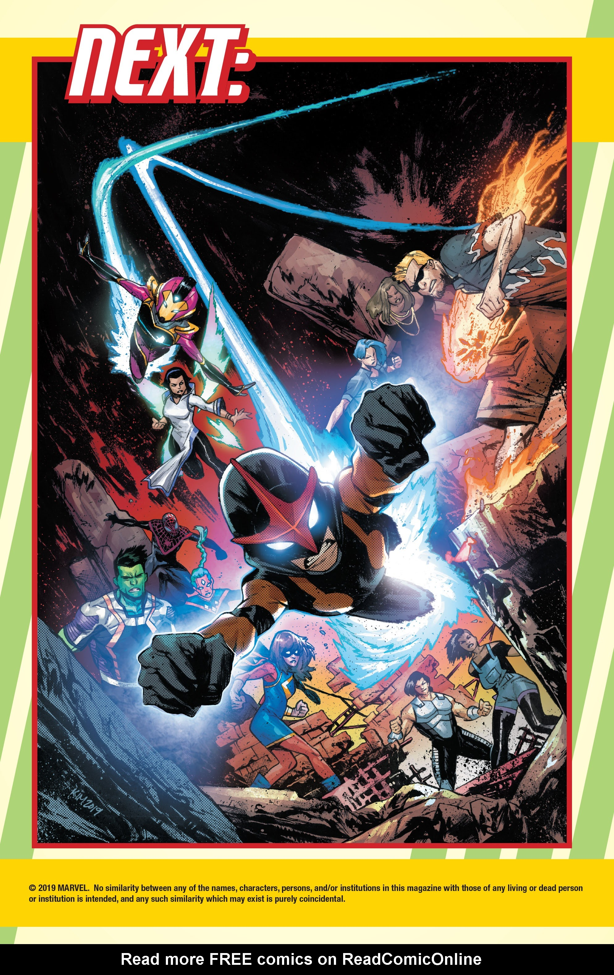 Read online Champions (2019) comic -  Issue #7 - 24