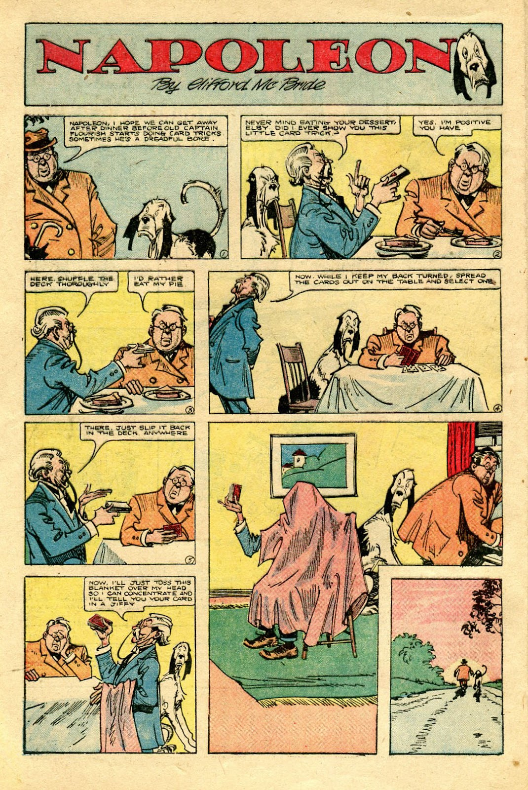 Read online Famous Funnies comic -  Issue #116 - 4