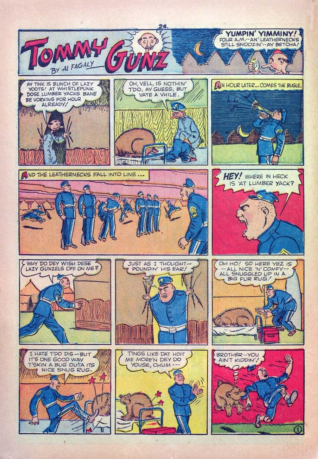 Read online Joker Comics comic -  Issue #2 - 26