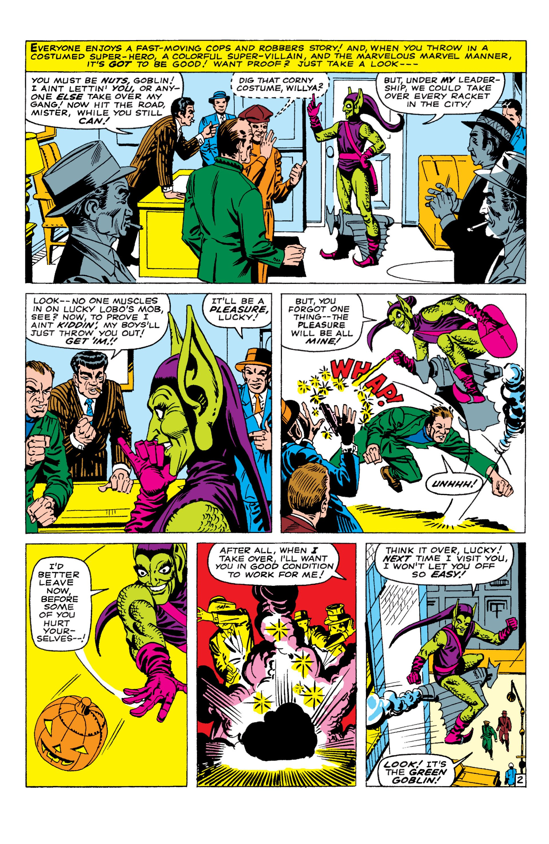 The Amazing Spider-Man (1963) 23 Page 2