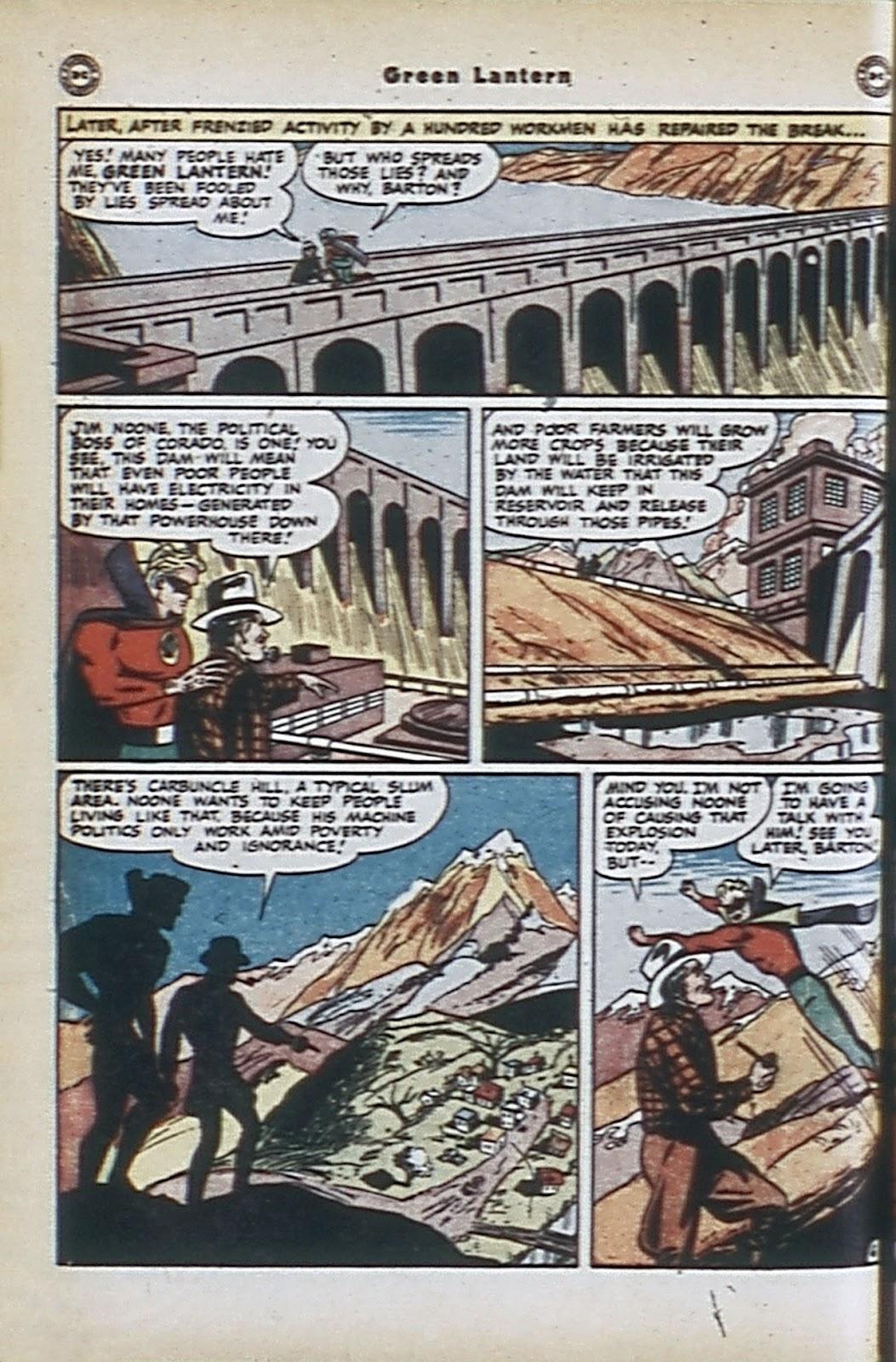 Green Lantern (1941) Issue #32 #32 - English 41