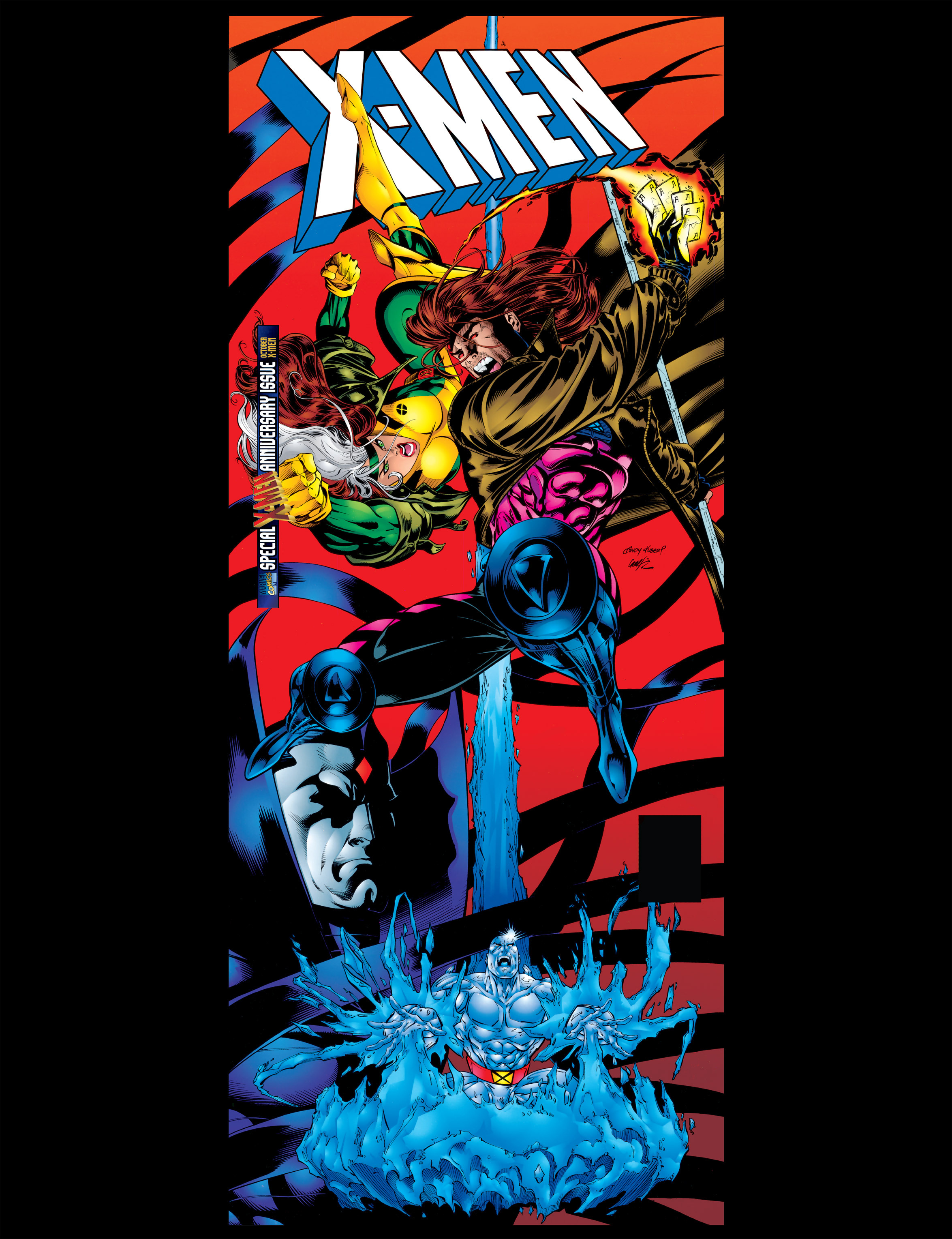 X-Men (1991) 45 Page 3