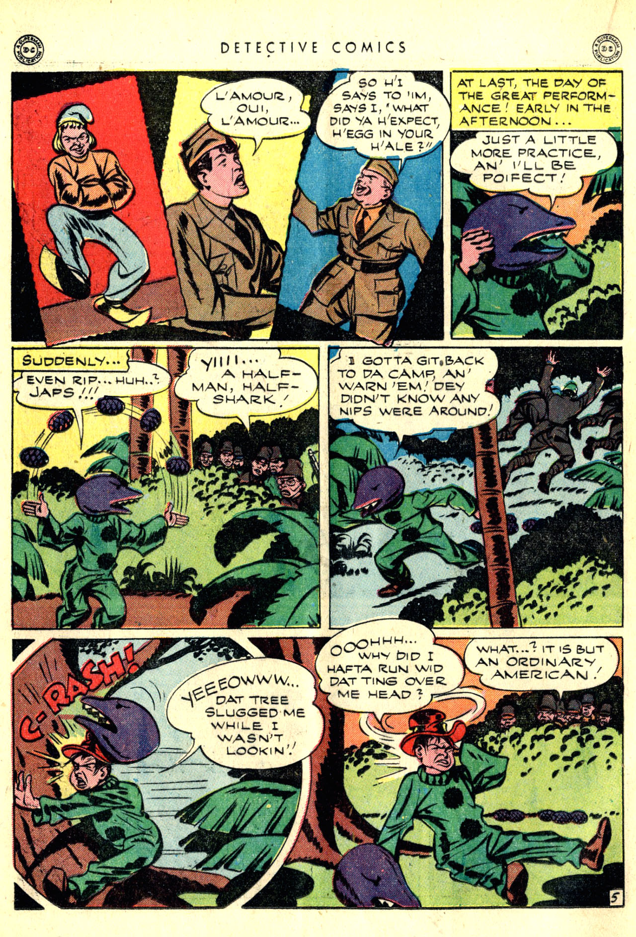 Read online Detective Comics (1937) comic -  Issue #90 - 22