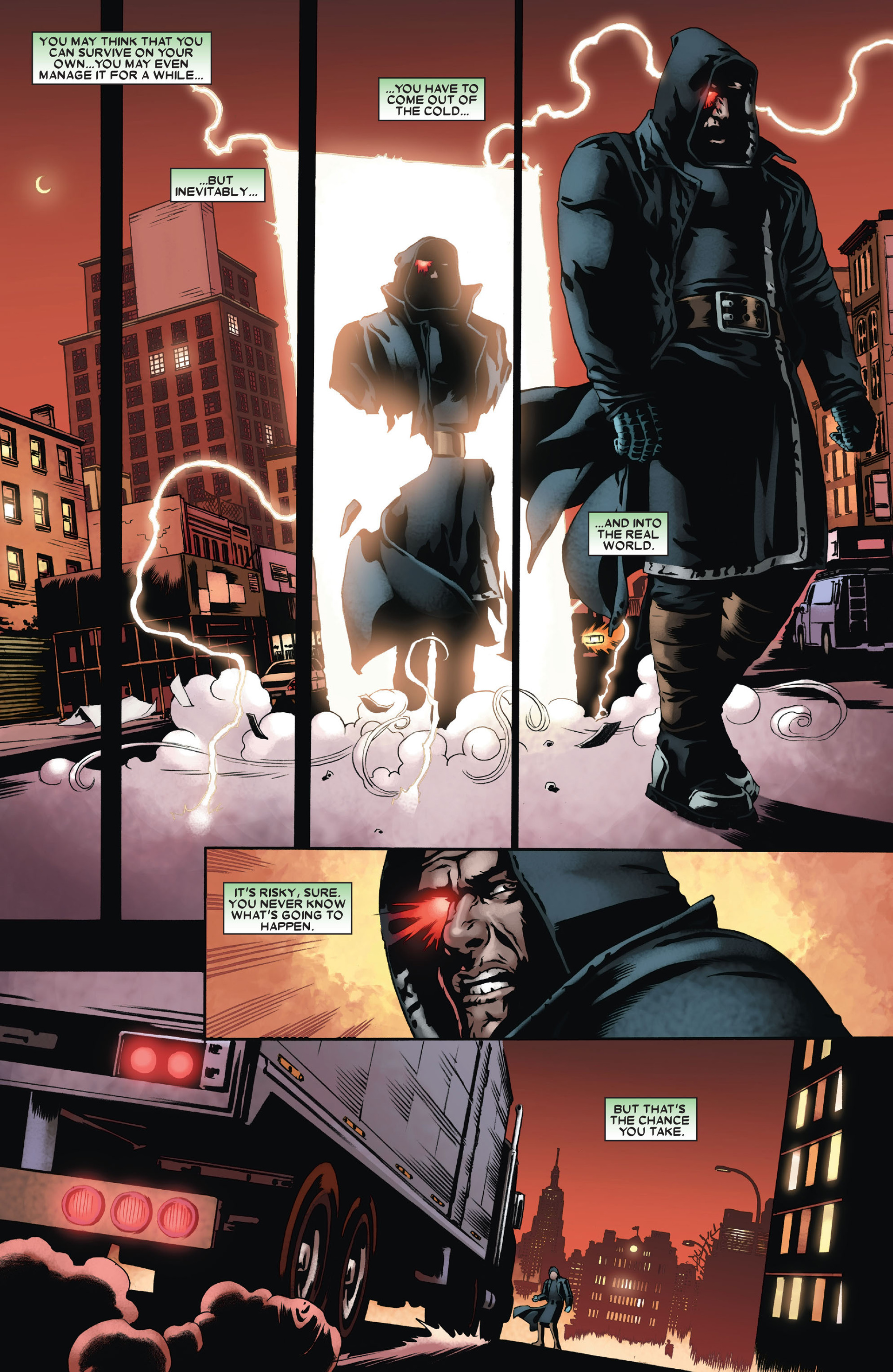 Read online X-Factor (2006) comic -  Issue #21 - 11